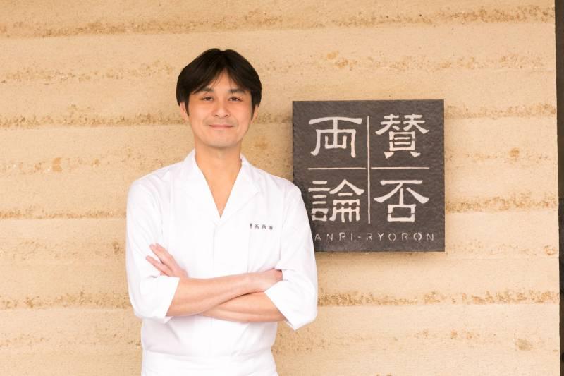 「賛否両論」 笠原将弘氏を招いての特別な2日間 美食の饗宴2Dayz 開催!